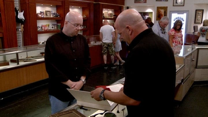 Pawn Stars Season 10 :Episode 42  Oldest Trick in the Book