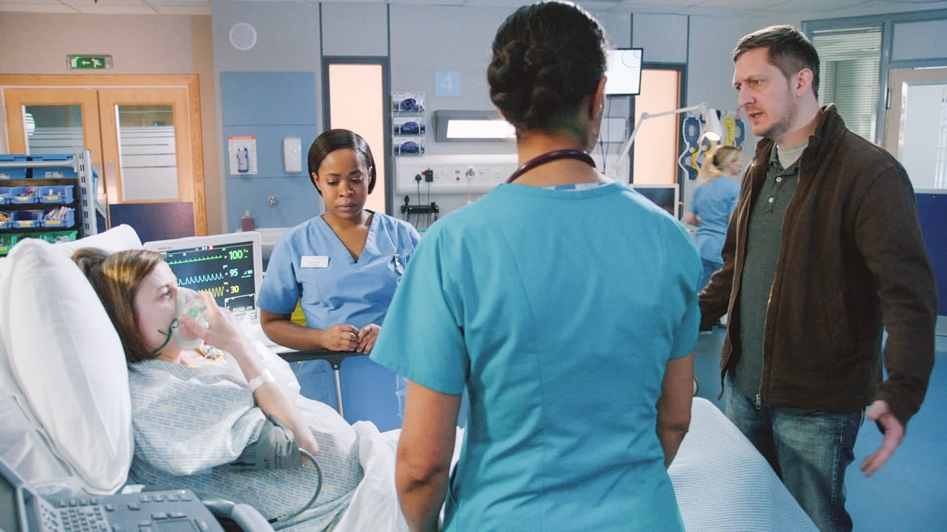 Casualty Season 30 :Episode 39  History Repeating