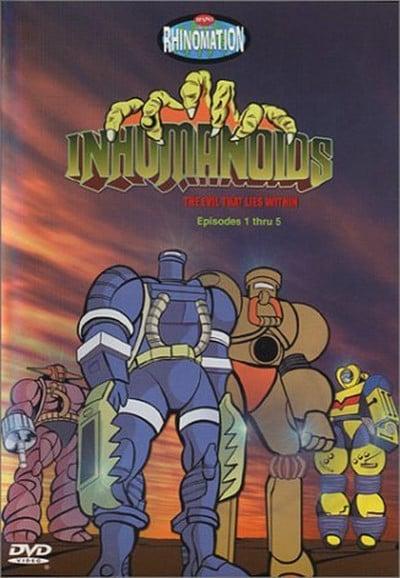 Inhumanoids Season 1