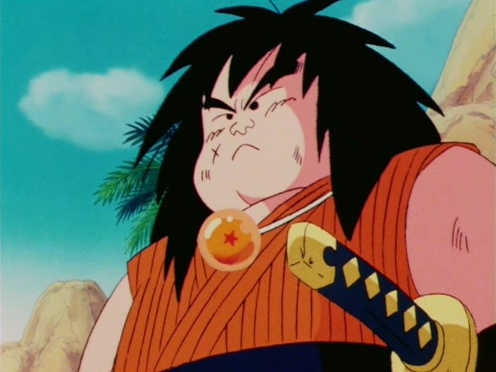 Dragon Ball Season 1 :Episode 105  Here Comes Yajirobe