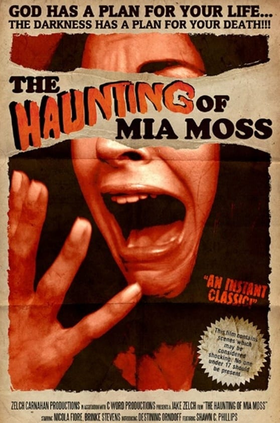 Ver The Haunting of Mia Moss Online HD Español (2016)
