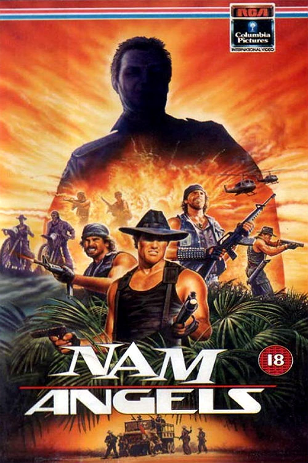 Nam Angels (1989) 192Kbps 25Fps MP3 2Ch TR VHS Audio SHS
