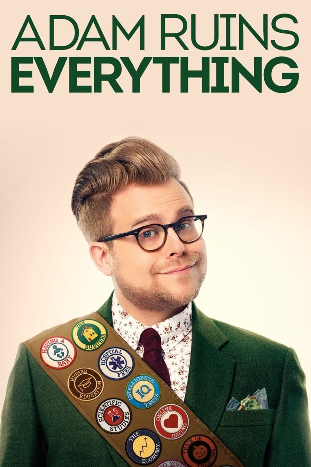 adam ruins everything tv series 2015 posters � the