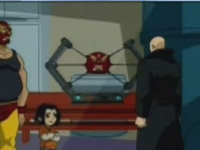 Jackie Chan Adventures Season 3 :Episode 17  Attack of the J-Clones
