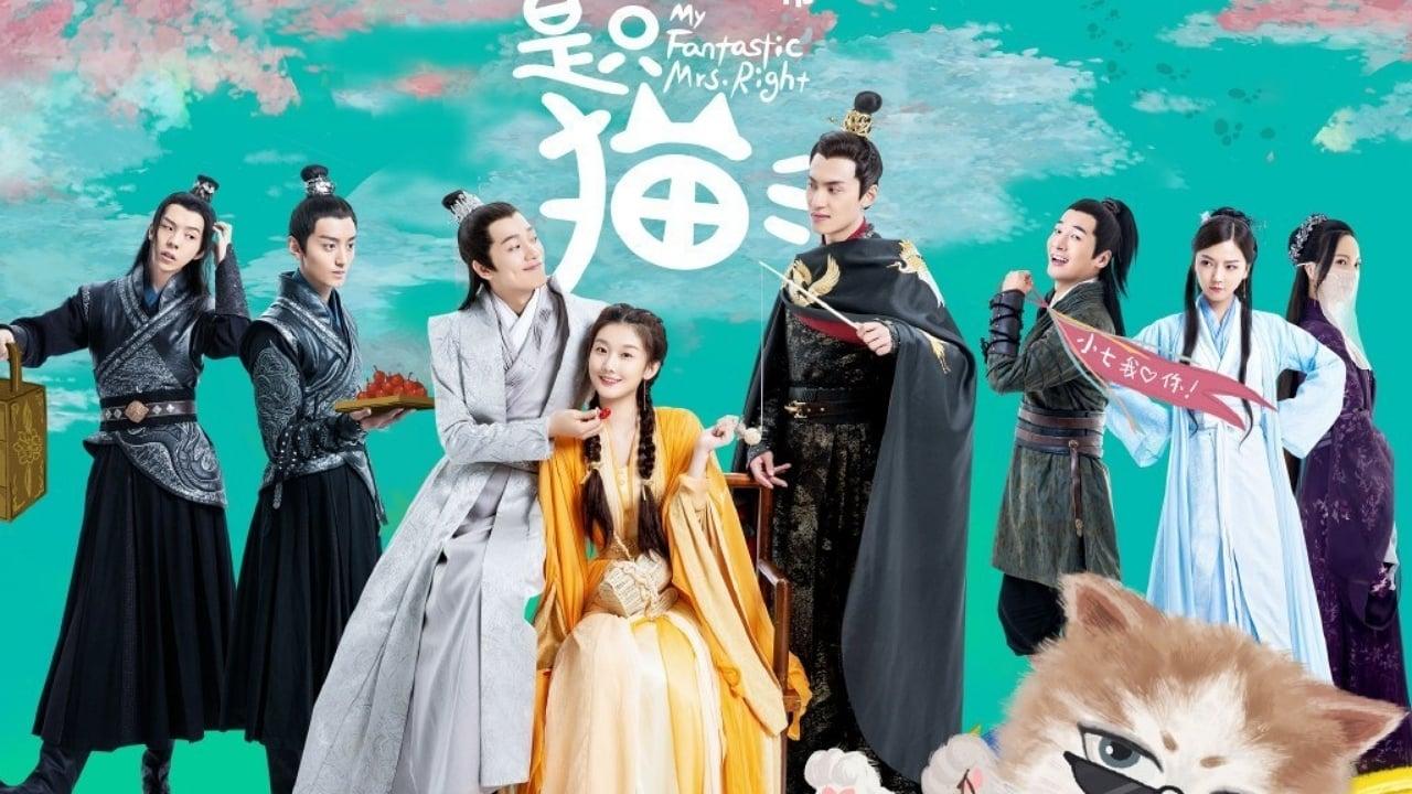 Xem Phim Báo Cáo Vương Gia, Vương Phi Là Một Con Mèo - My Fantastic Mrs Right Full Vietsub   Thuyết Minh HD Online