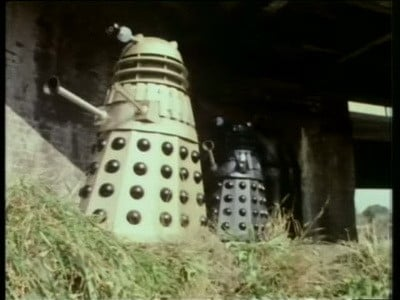 Doctor Who Season 9 :Episode 4  Day of the Daleks, Episode Four