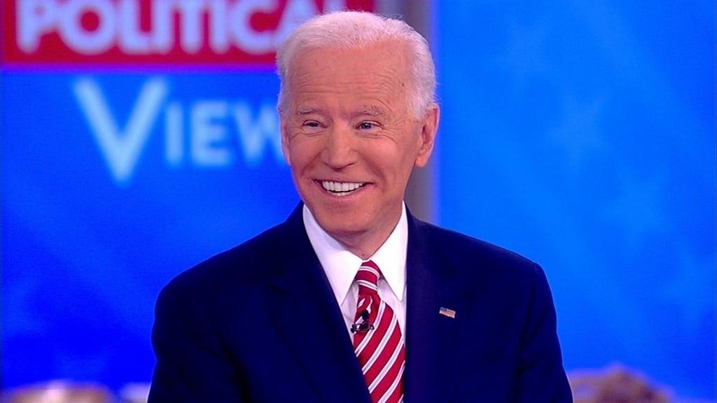 The View Season 22 :Episode 147  Joe Biden