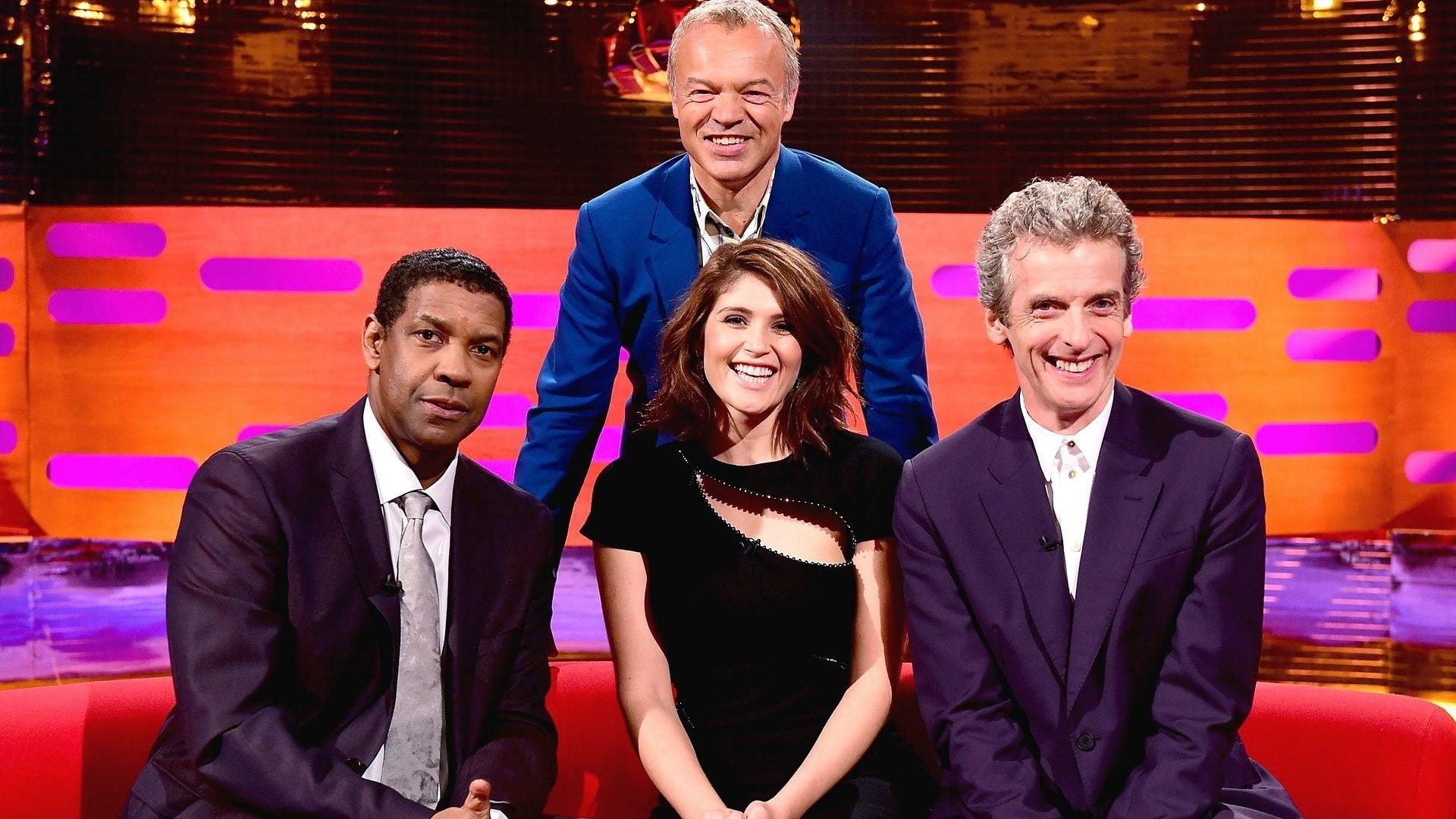 The Graham Norton Show Season 16 :Episode 1  Denzel Washington, Peter Capaldi, Gemma Arterton, George Ezra