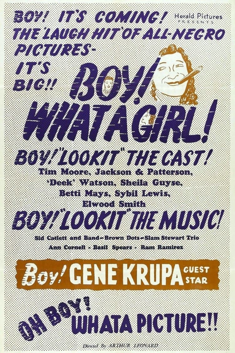 Boy! What a Girl! (1947)