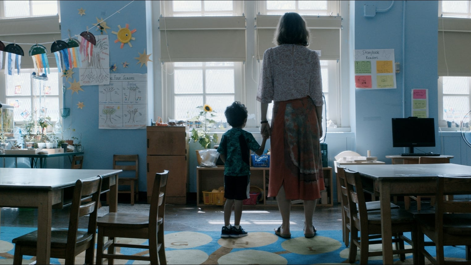 Kinder Garden: The Kindergarten Teacher (2018)