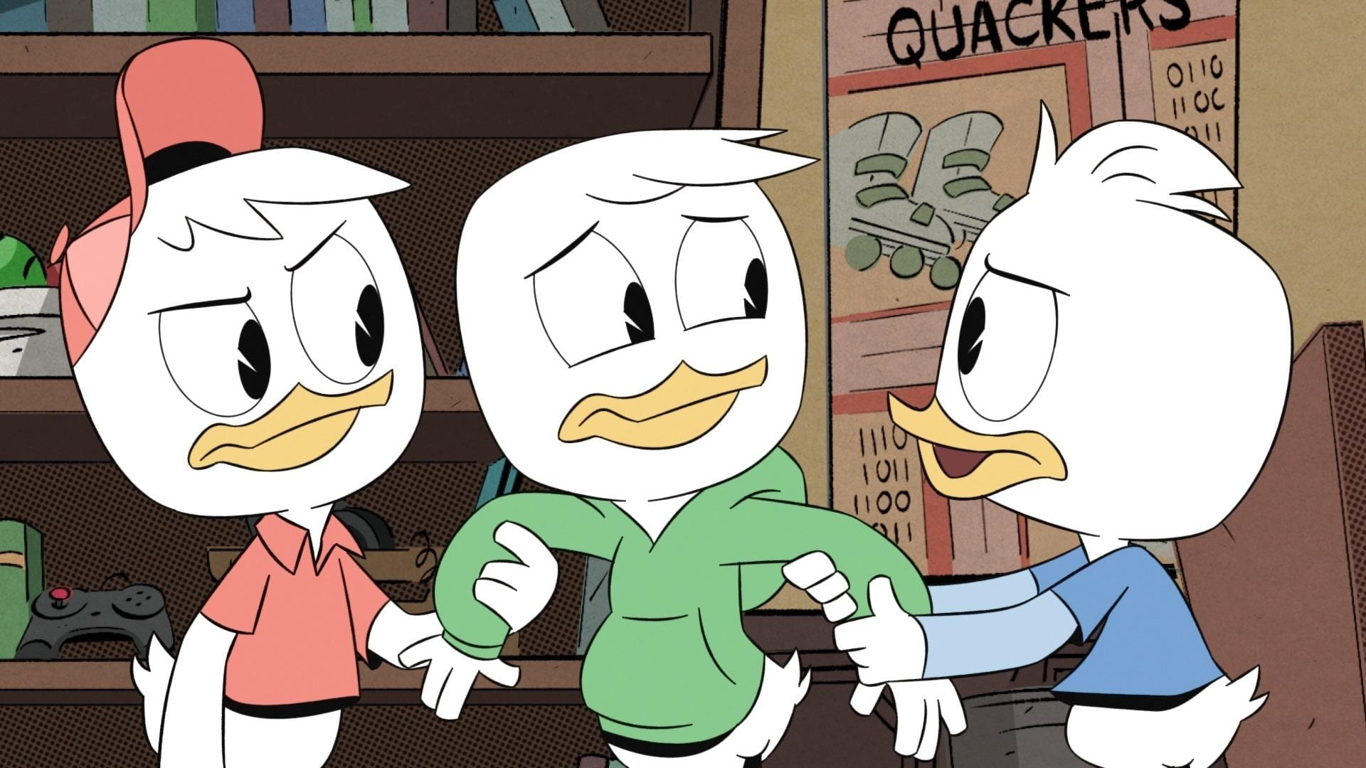 DuckTales Season 1 :Episode 16  Day of the Only Child!