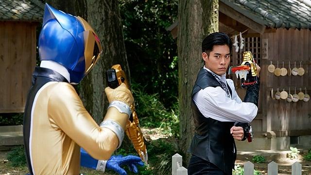 Super Sentai Season 43 :Episode 18  A Big Pinch! I Can't Transform!!