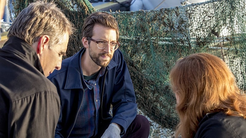 NCIS: New Orleans Season 1 :Episode 12  The Abyss