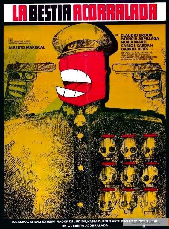 Ver La Bestia Acorralada Online HD Español (1975)