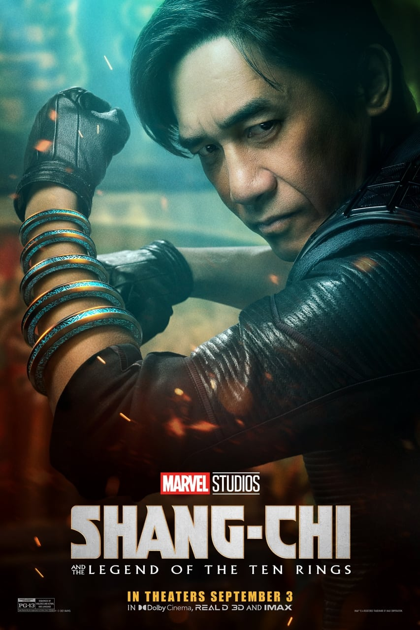 Poster and image movie Shang-Chi and the Legend of the Ten Rings