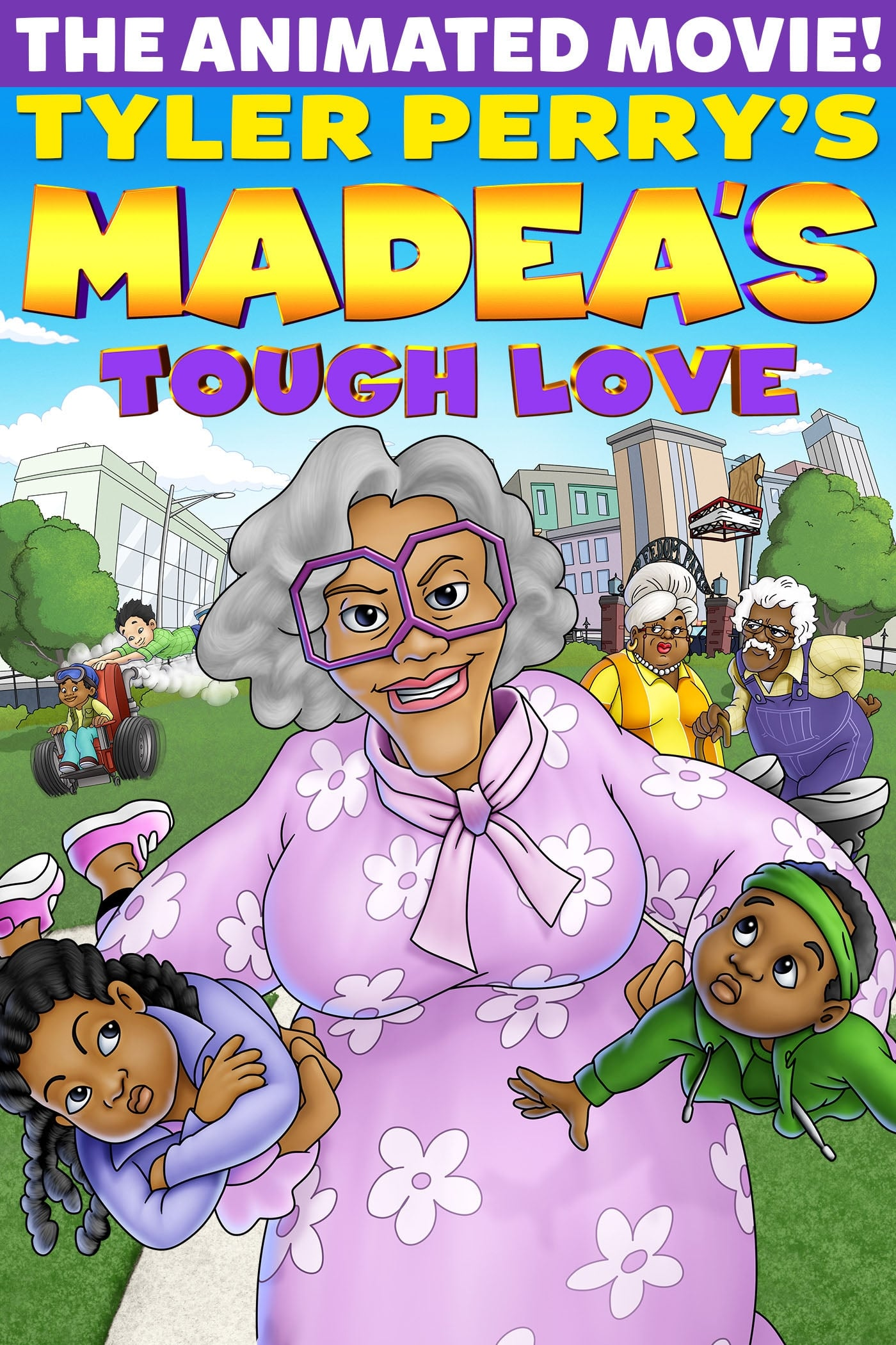 Tyler Perry's Madea's Tough Love (2015)