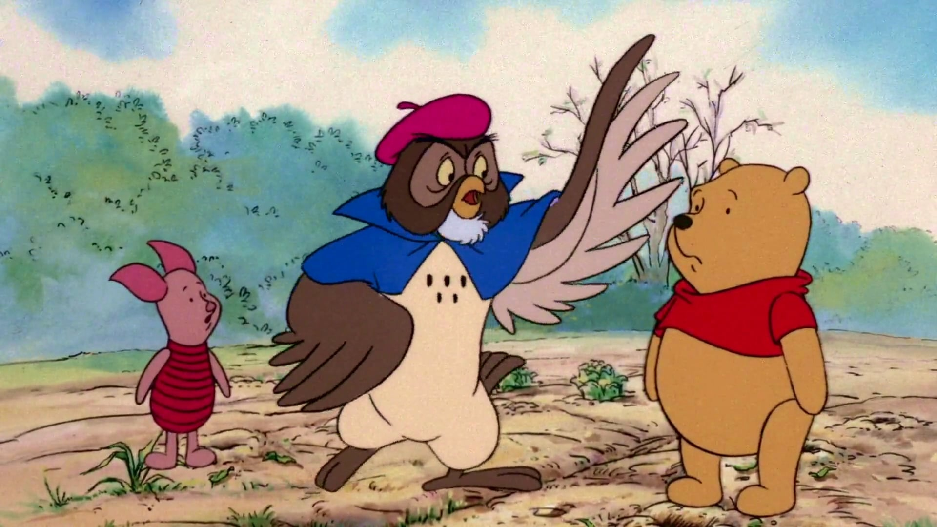 The New Adventures of Winnie the Pooh Season 4 :Episode 11  Owl's Well That Ends Well