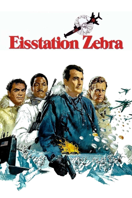 Eisstation Zebra German Stream