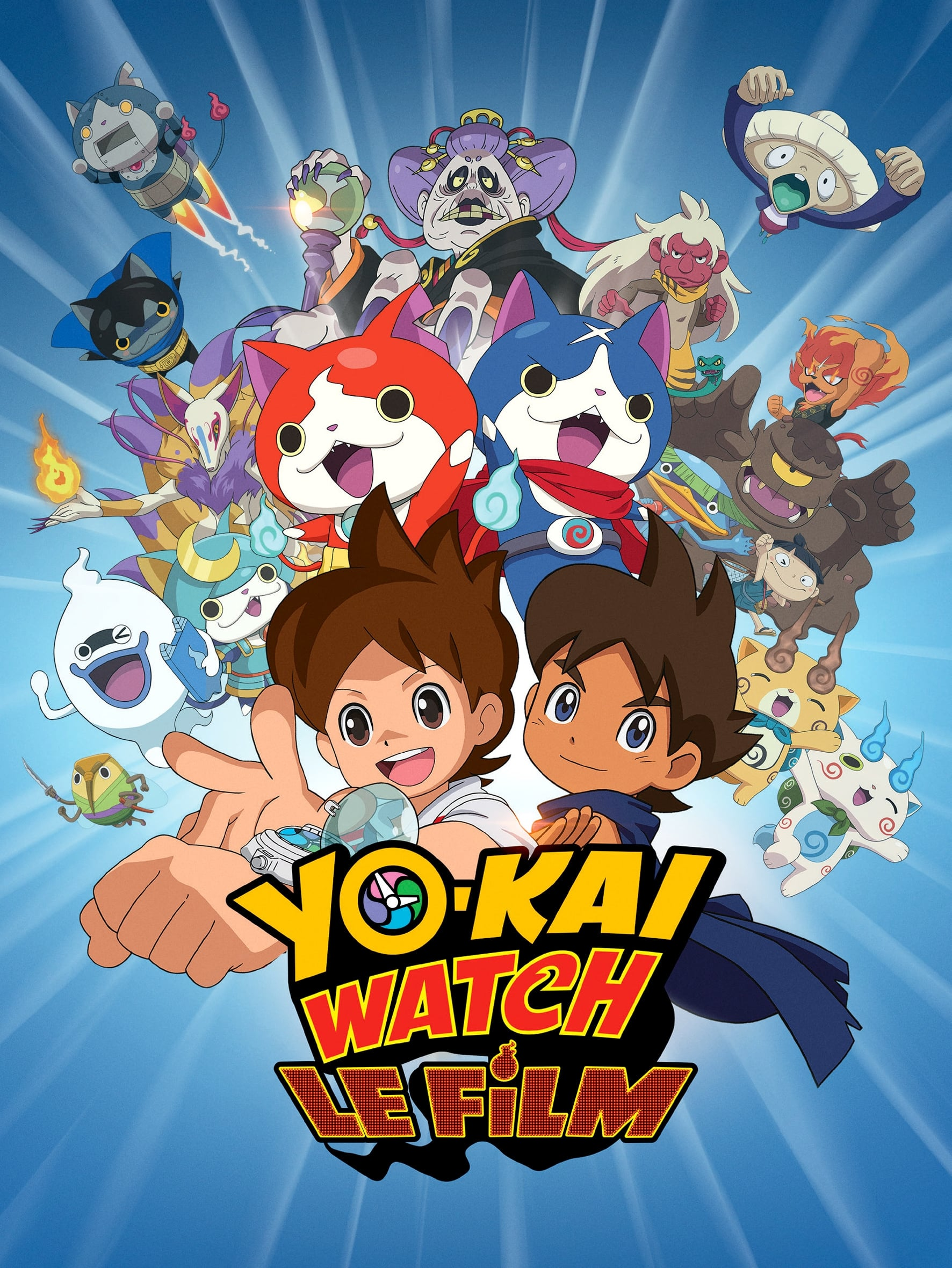 Yo-Kai Watch: The Great King Enma and the Five Tales, Meow!