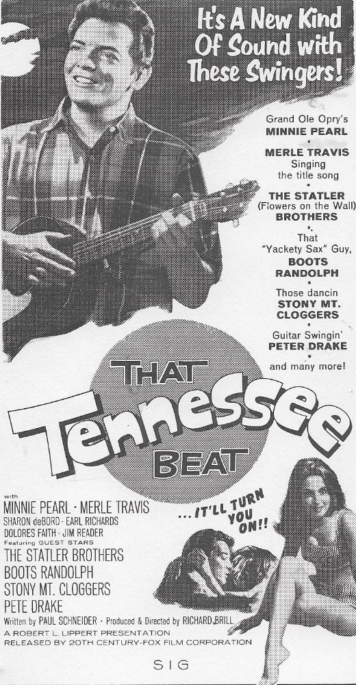 Ver That Tennessee Beat Online HD Español (1966)