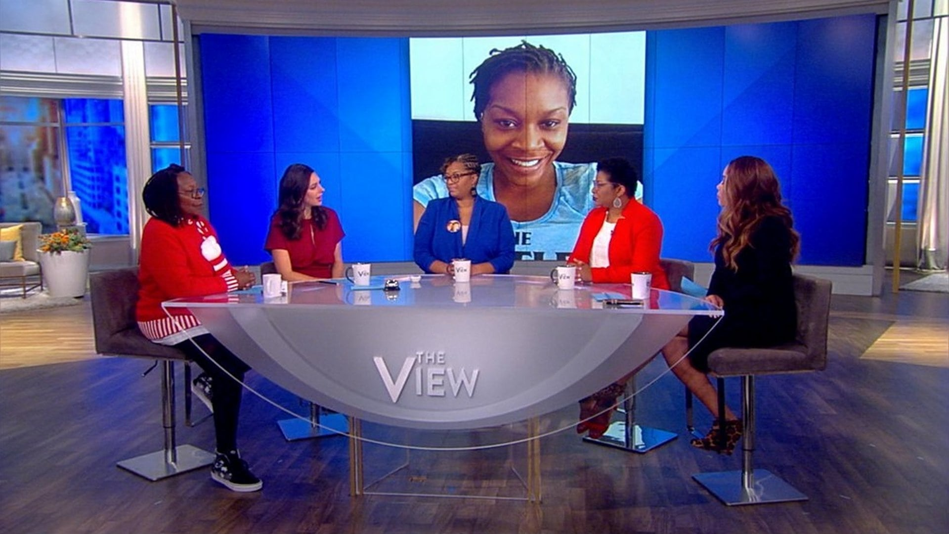 The View Season 22 :Episode 58  Sandra Bland's sisters