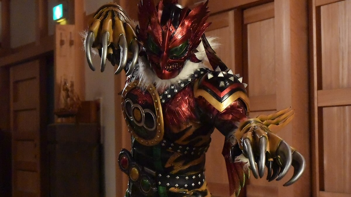 Kamen Rider Season 29 : Episode 10