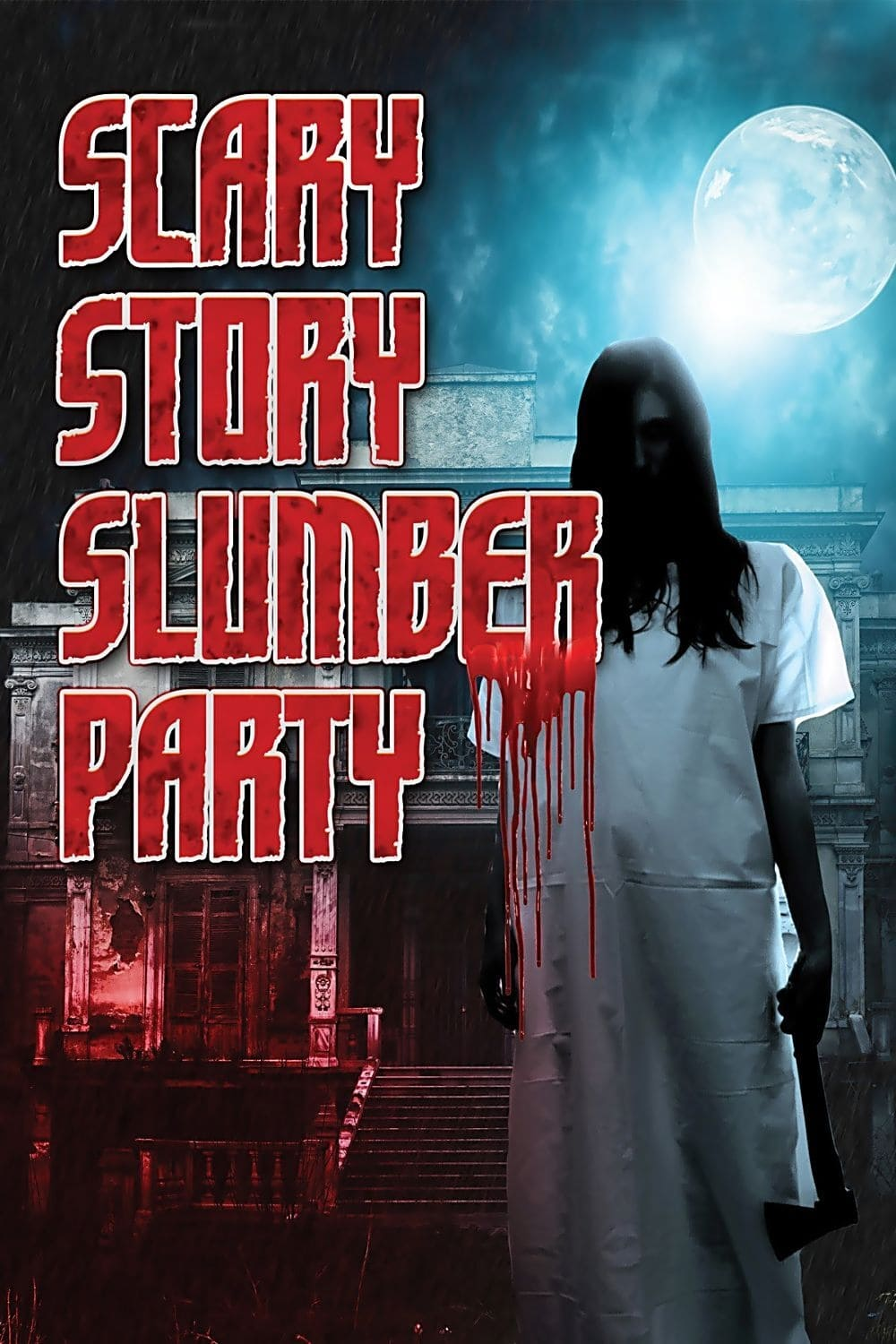Scary Story Slumber Party on FREECABLE TV