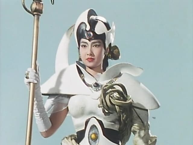 Super Sentai Season 15 :Episode 17  The Revived Empress