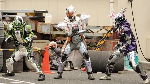 Kamen Rider Season 26 :Episode 41  Upheaval! The Chief's Decision!