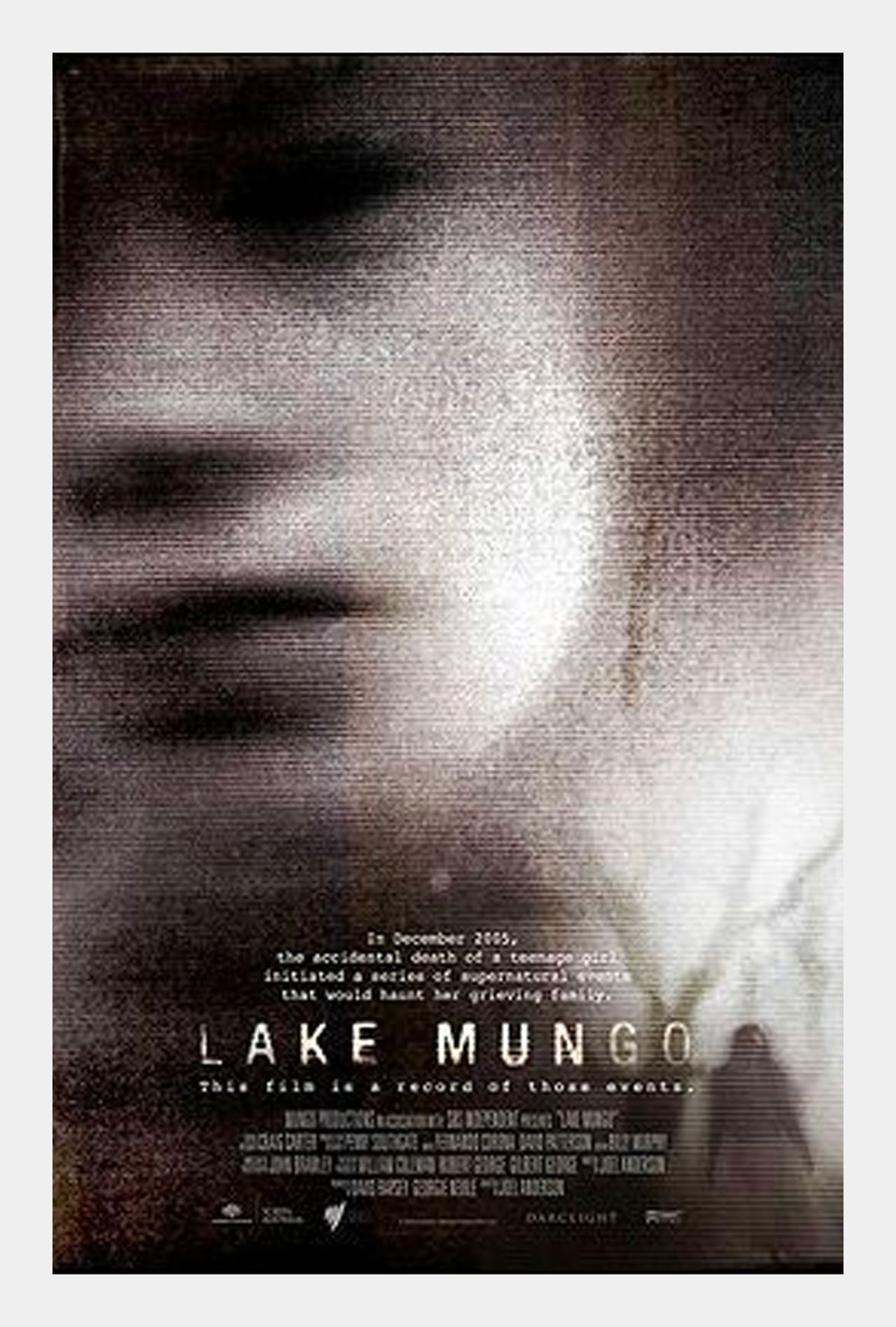 Lake Mungo (2009) - Posters — The Movie Database (TMDb)