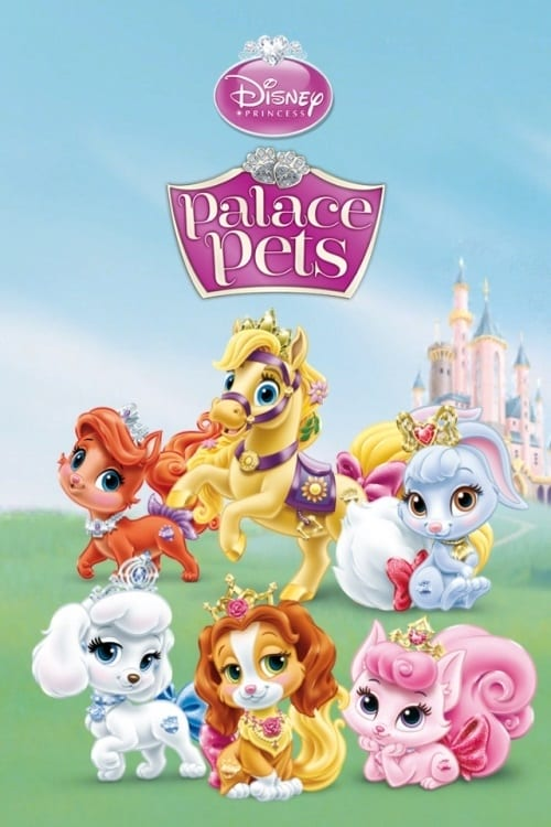 Whisker Haven Tales with the Palace Pets (2014)