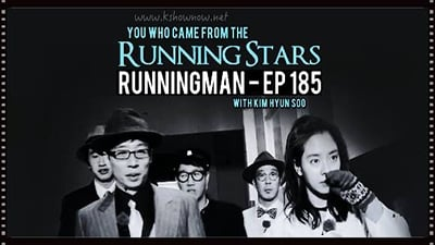 Running Man Season 1 :Episode 185  You Who Came From the Running Stars