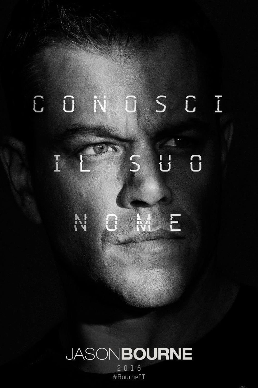 Jason Bourne Streaming Ita