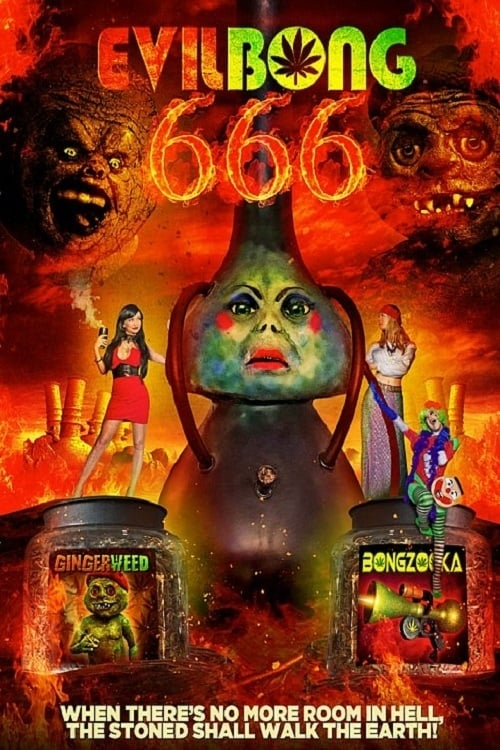 watch Evil Bong 666 2017 online free