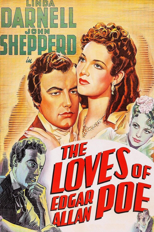 The Loves of Edgar Allan Poe poster