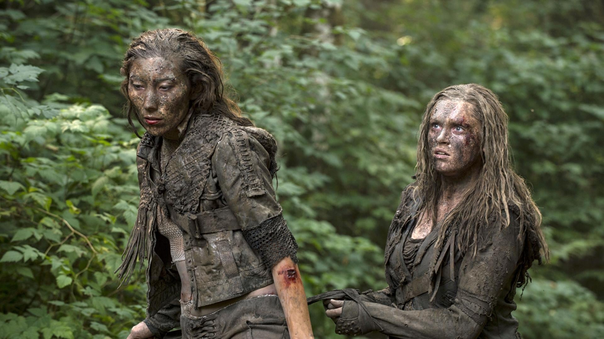 The 100 Season 2 :Episode 4  Neue Freunde