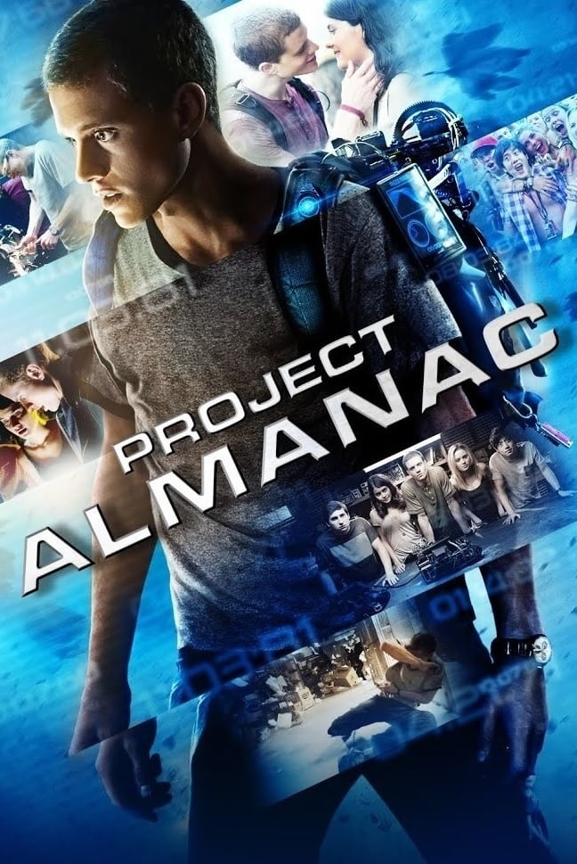film projet almanac - 2015