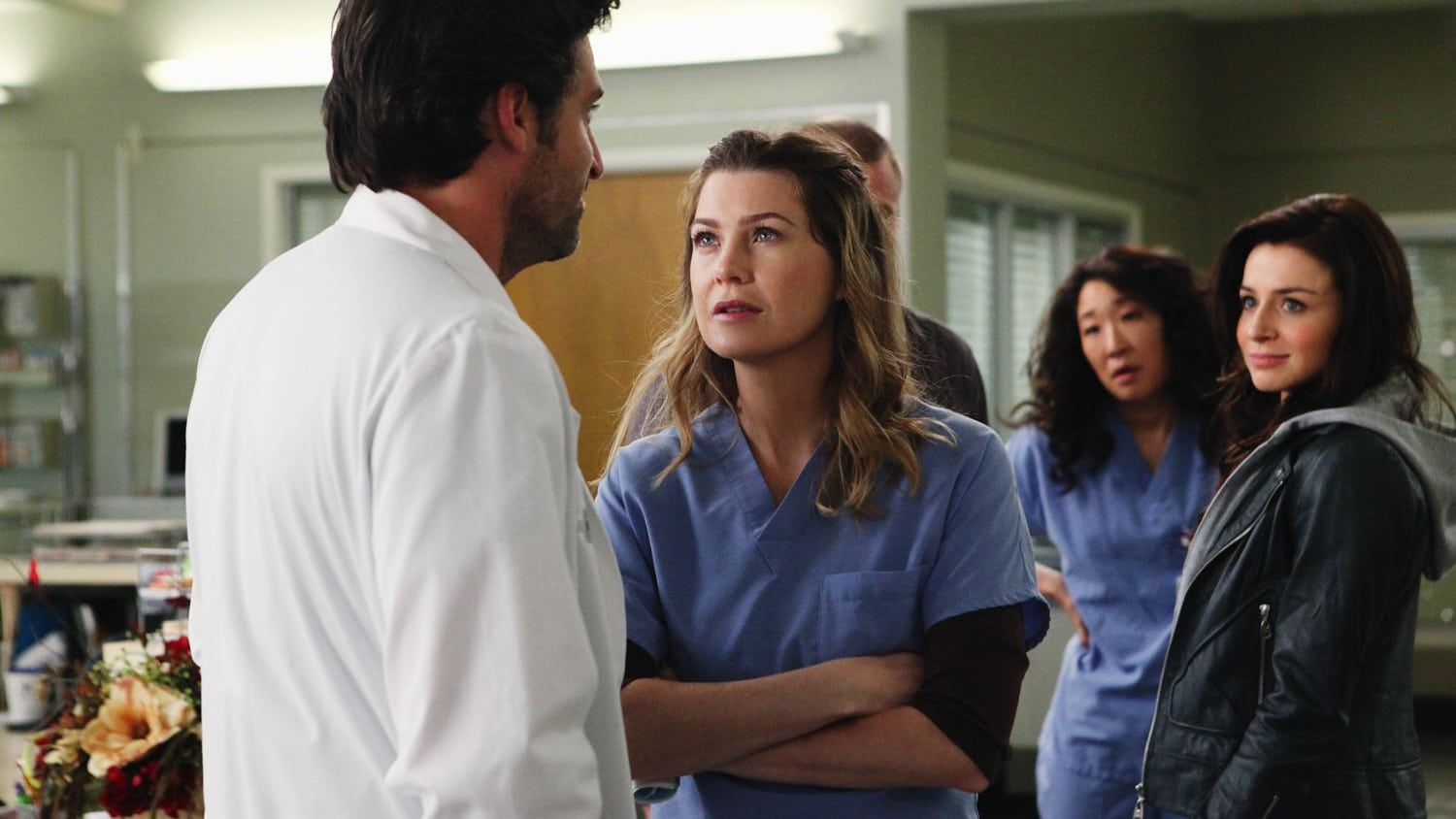 Grey's Anatomy Season 7 :Episode 3  Superfreak