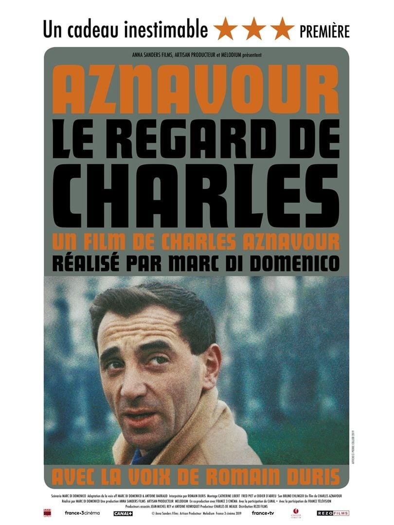 voir film Le regard de Charles streaming
