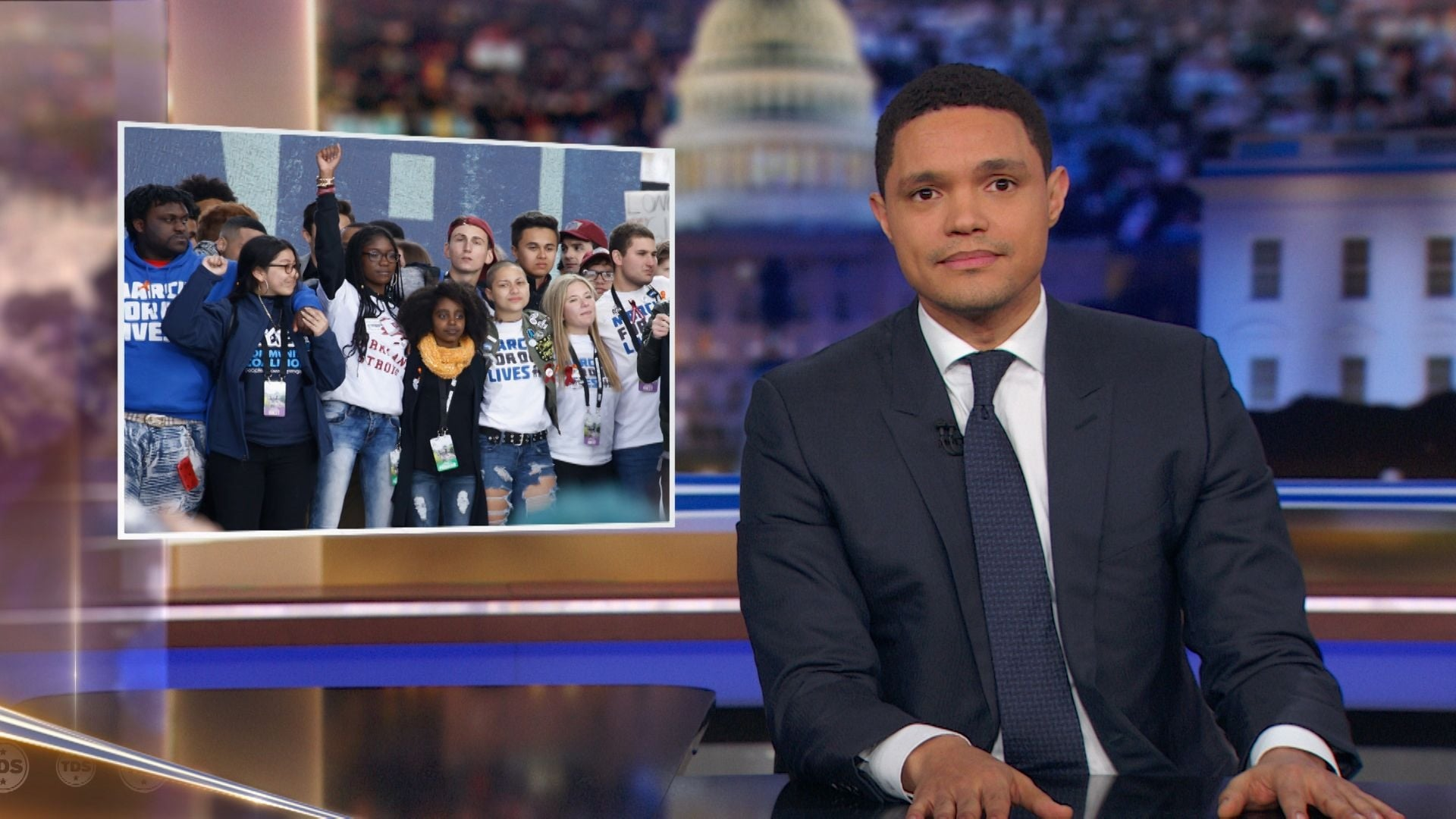 The Daily Show with Trevor Noah Season 24 :Episode 62  Chris Wilson