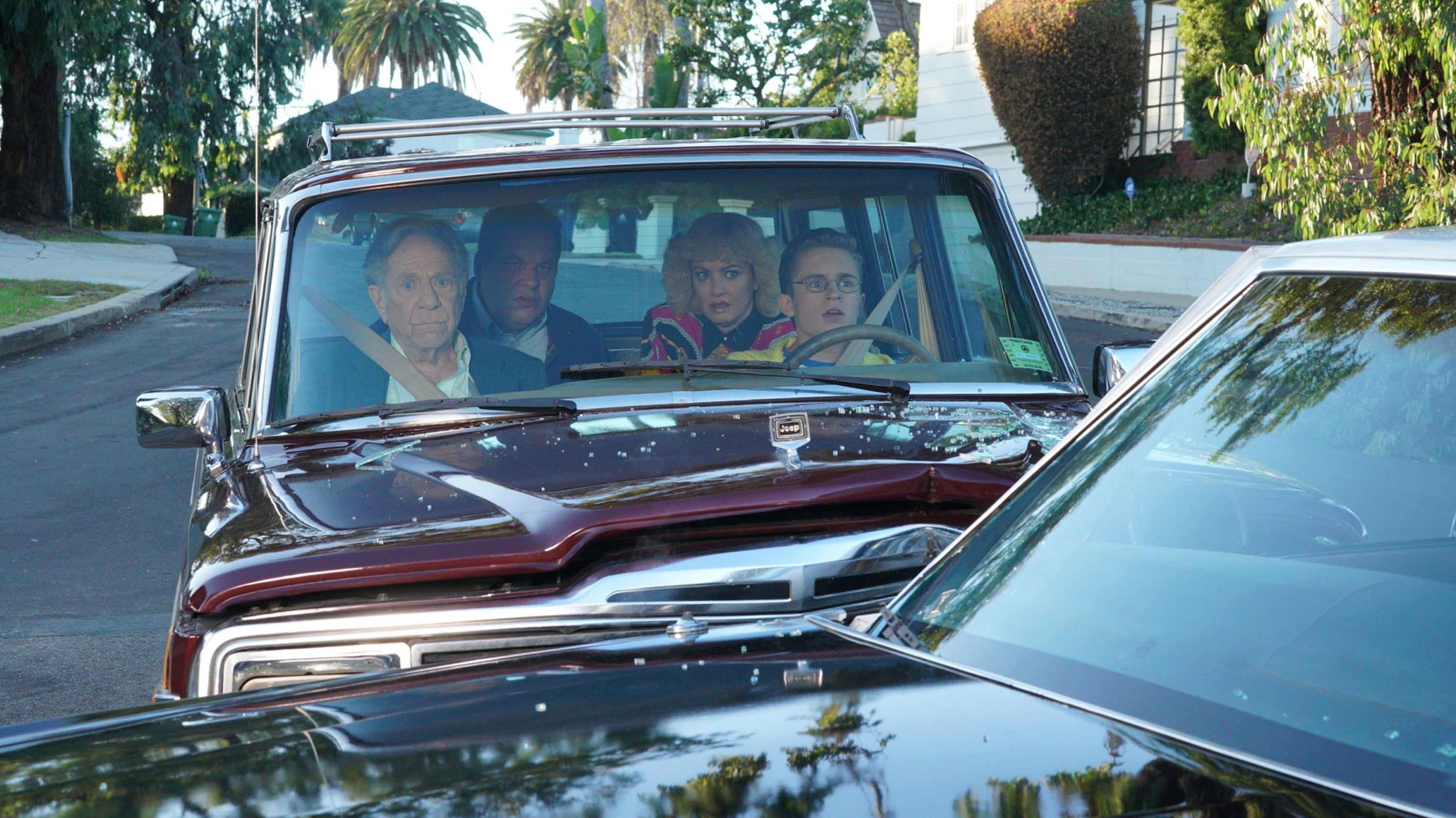The Goldbergs Season 5 :Episode 8  The Circling of Driving Again