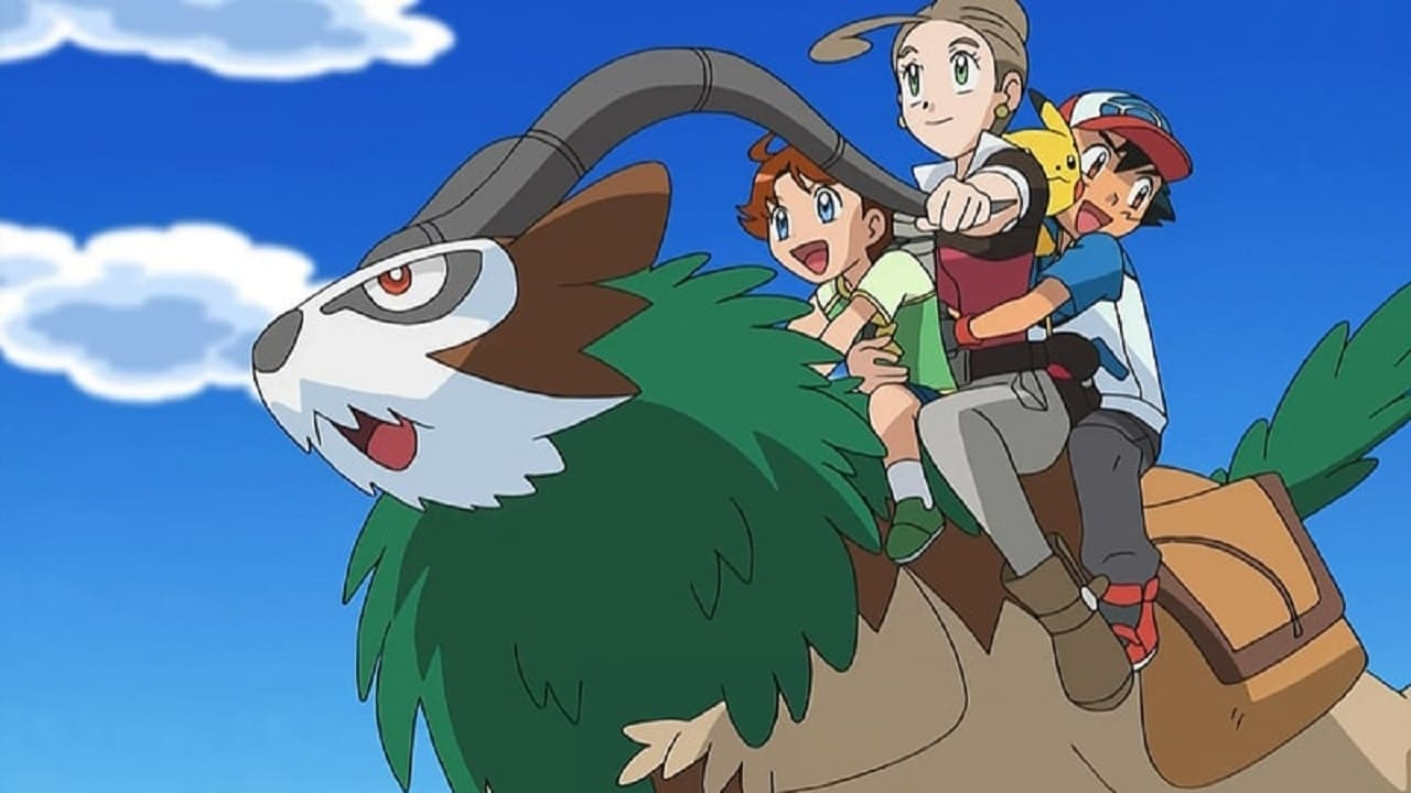 Pokémon - Season 16 Episode 41 : Go, Go Gogoat!