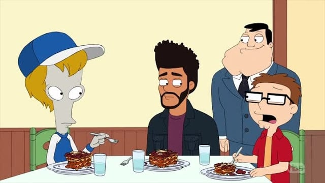 American Dad! Season 17 :Episode 4  A Starboy Is Born