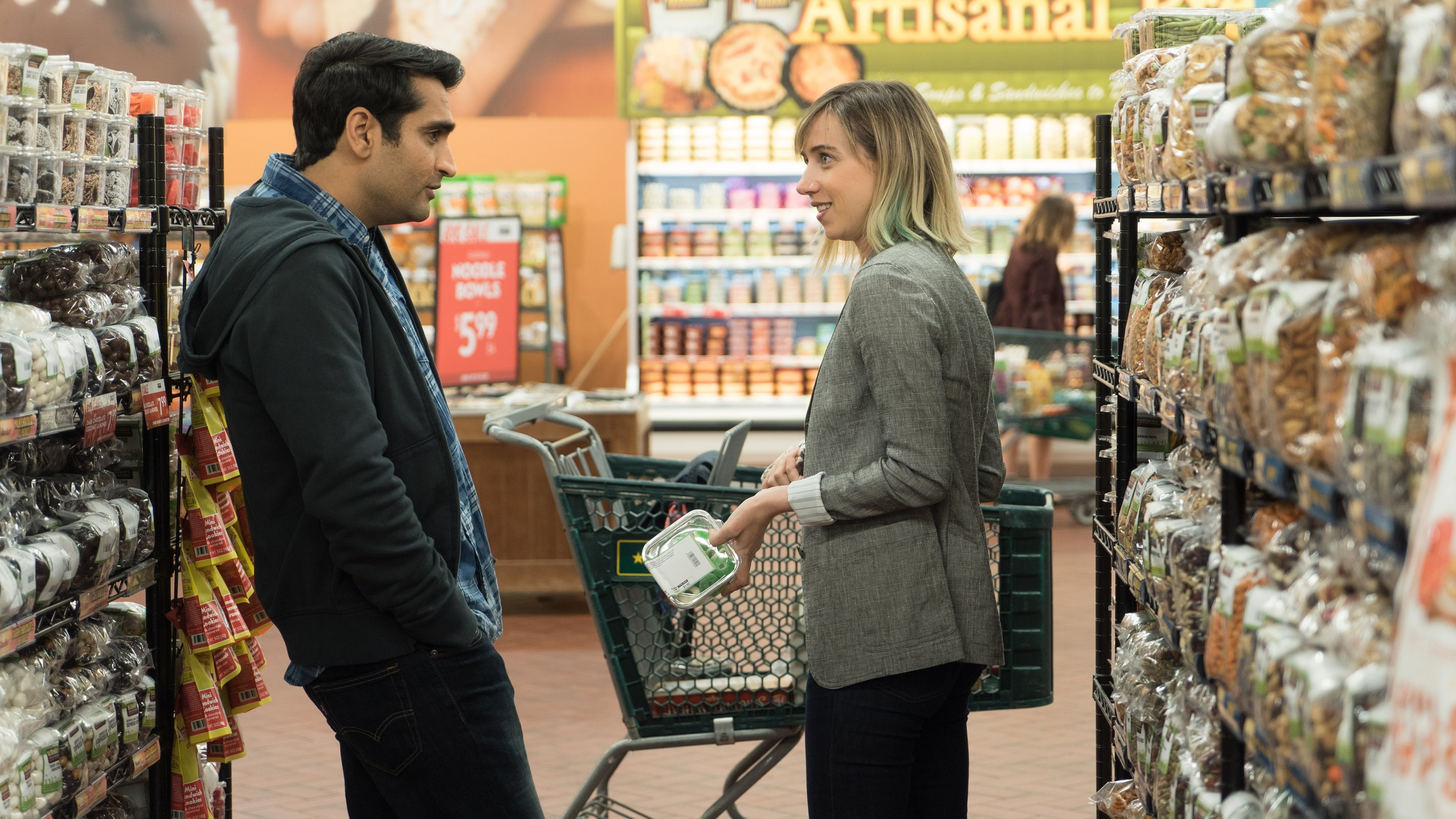 Filmszene aus The Big Sick