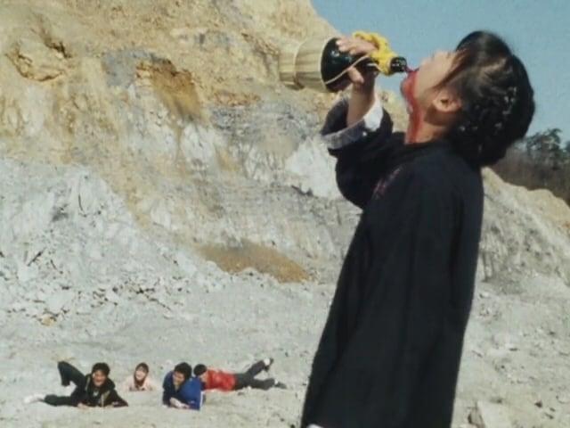 Super Sentai Season 14 :Episode 4  Intoxicate Earth