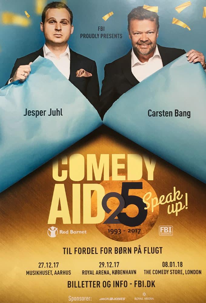 Ver Comedy Aid 2017 Online HD Español ()