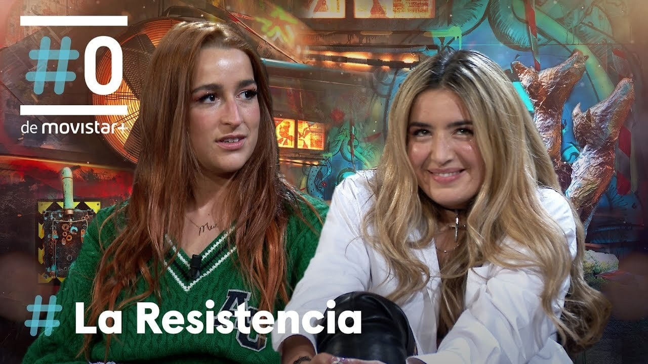 La resistencia - Season 4 Episode 66 : Lola Índigo y Belén Aguilera