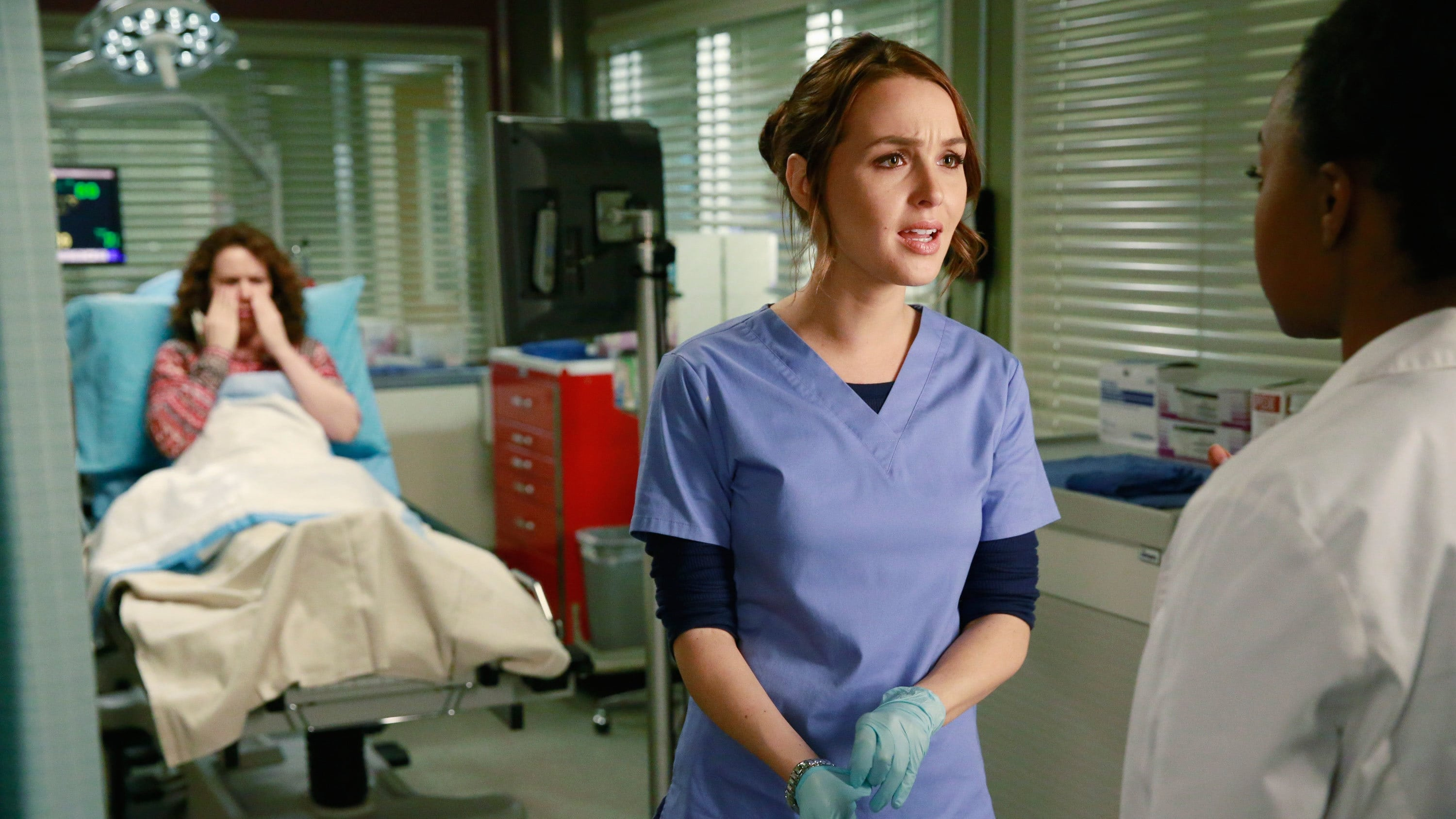 Grey's Anatomy Season 11 :Episode 17  With or Without You