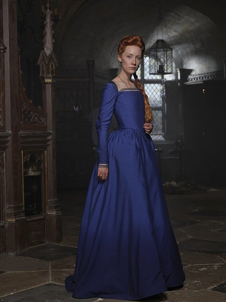 Poster and image movie Film Mary, Queen of Scots - Mary, Queen of Scots 2018