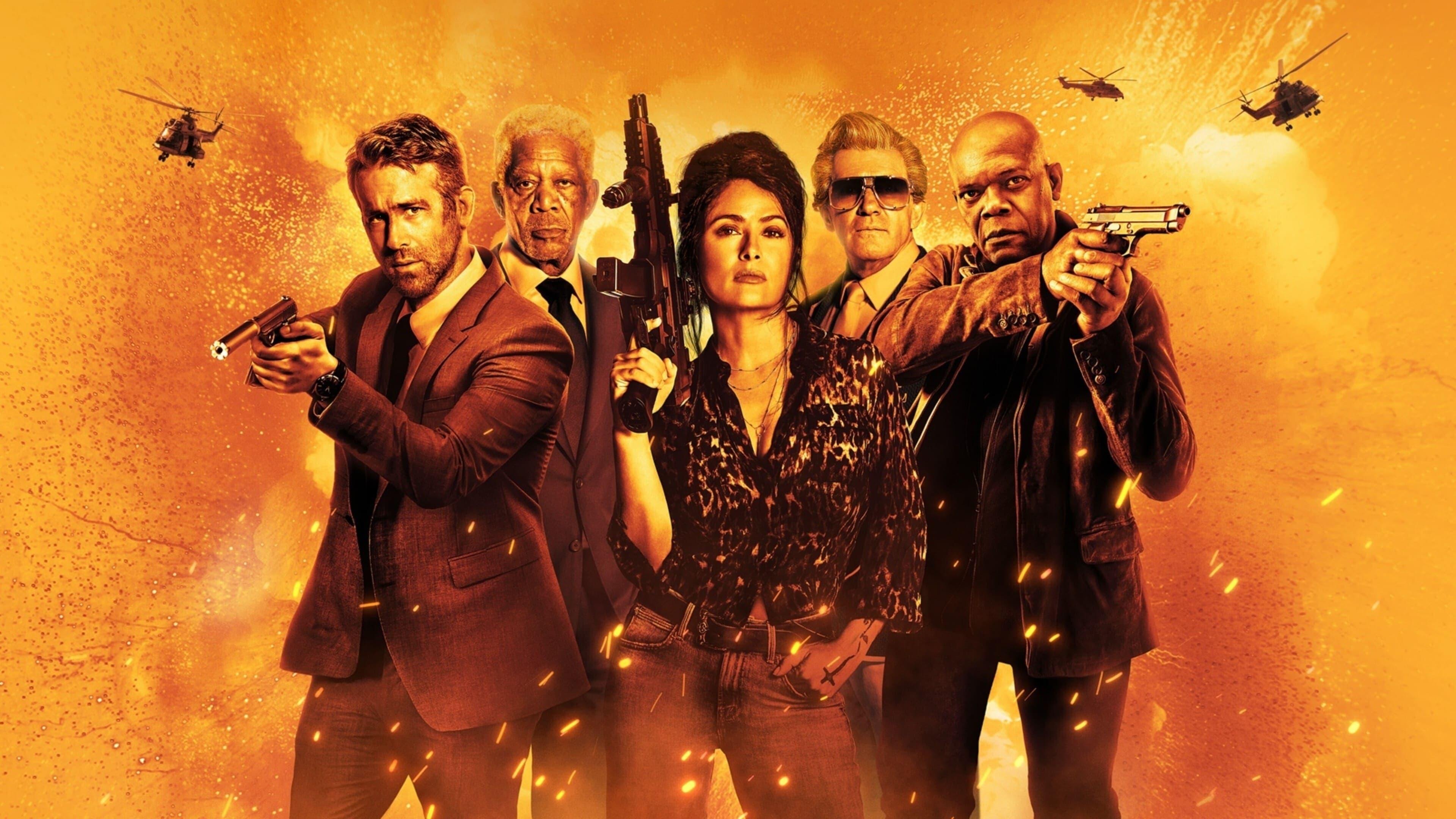 Hitman's Wife's Bodyguard (2021) English Full Movie Watch Online